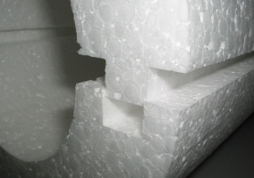 Теплоизоляция для труб отопления - скорлупа из пенопласта