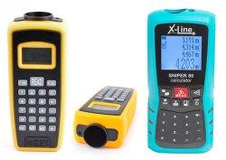 Варианты лазерных рулеток с калькулятором