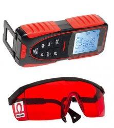 Очки для работы с лазерным оборудованием - желательная мера защиты.