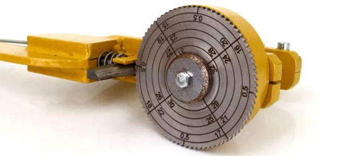 Микрометр для горячего проката.