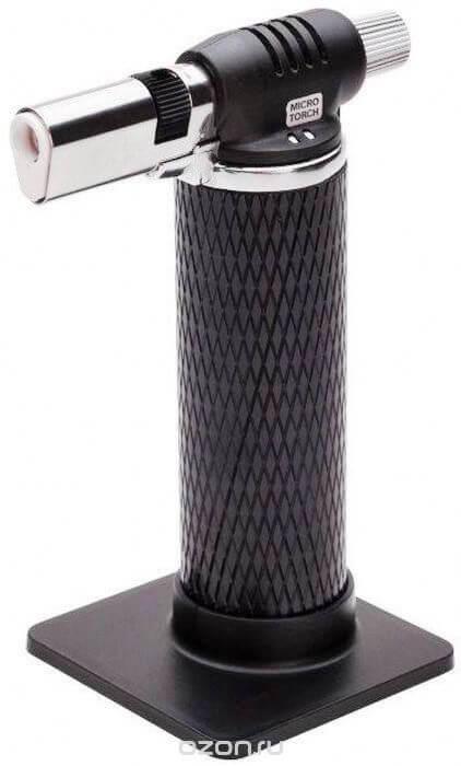 фирменная газовая горелка с пьезоподжигом