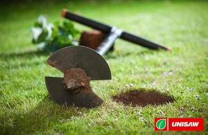 Как используется бур в садоводстве