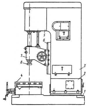 Рисунок 4. Алмазно-расточной станок.