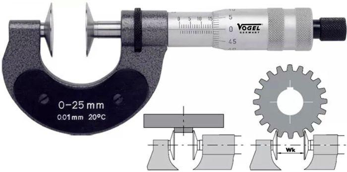Зубомерный микрометр VogelМ3