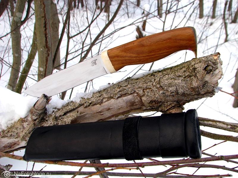 Имитация ножа таежного охотника