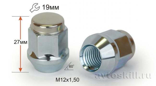 Виды колесных гаек для литых дисков | Какие гайки и болты нужны для литых дисков