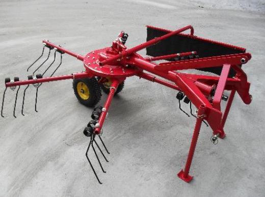 Роторные конструкции грабель для трактора