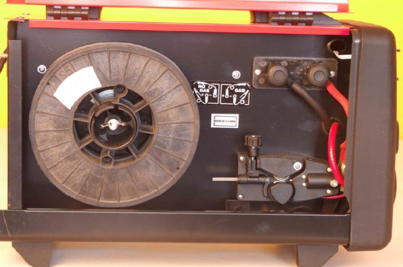 сварка полуавтомат без газа фото