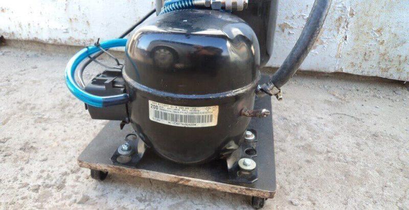 Мотор для компрессора