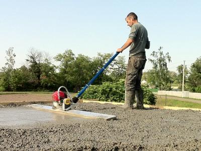 Как сделать вибратор для бетона своими руками — Мой инструменты
