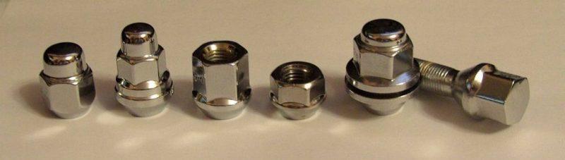 Материалы болтов и гаек | Какие гайки и болты нужны для литых дисков