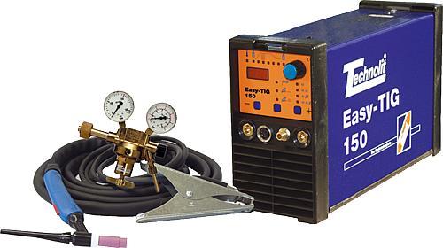 Инверторный сварочный аппарат для аргонно-дуговой сварки «Easy-TIG»