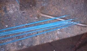 Электроды мр-3с синие