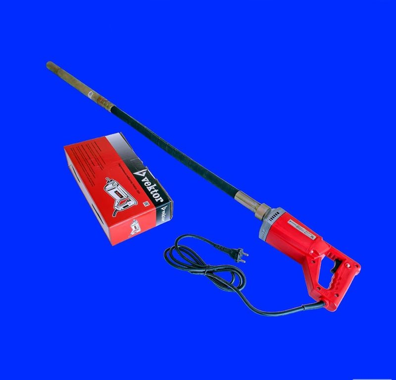 Глубинный вибратор с булавой
