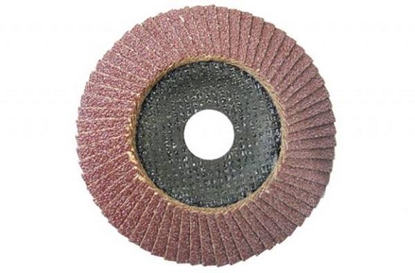 Лепестковый наждачный круг