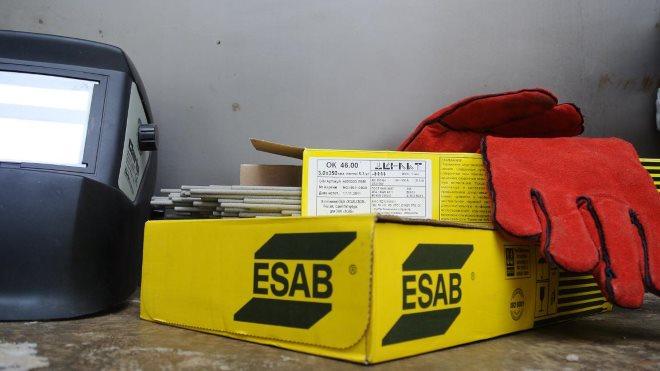 Электроды ESAB выпускаются и на российских предприятиях в том числе, соответствуют требованиям ГОСТа и международных стандартов