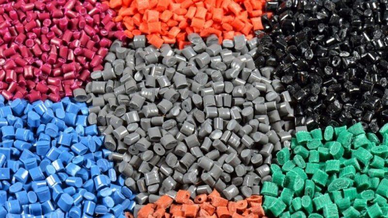 Материалы для изготовления пластмассы