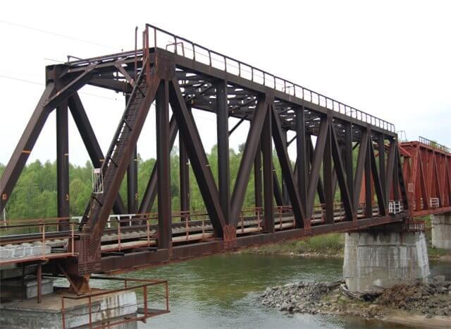 Коррозия мостов