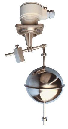 Поплавковый датчик уровня Nivomag с регулируемым гистерезисом