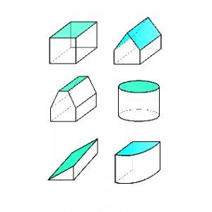 Онлайн расчет по определению площади стен, потолков и полов