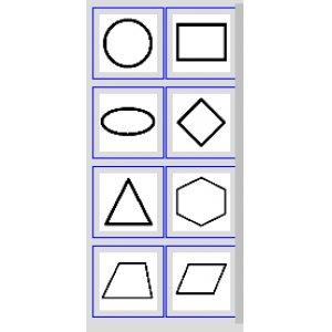 Расчет площади круга, прямоугольника, эллипса, ромба, треугольника, шестиугольника, трапеции и параллелограмма