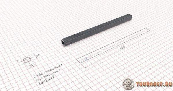 Фото: сортамент стальных профильных трубопрокатов