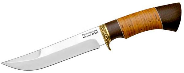 нож Акула из стали 95х18