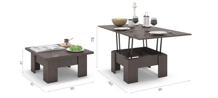 стол-трансформер для дома