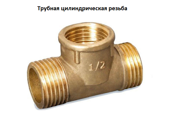 цилиндрическая трубная