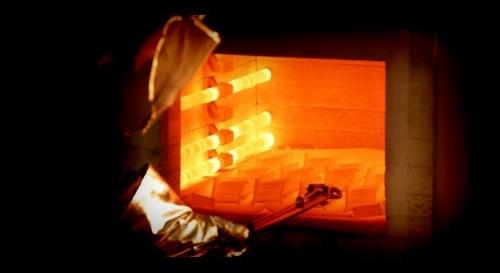 Процесс закалки стали