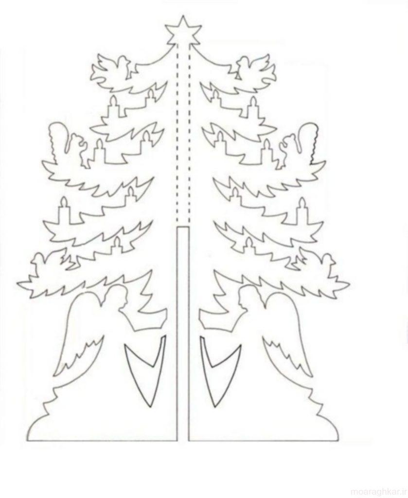 Более 50 чертежей и трафаретов для выпиливания лобзиком из фанеры