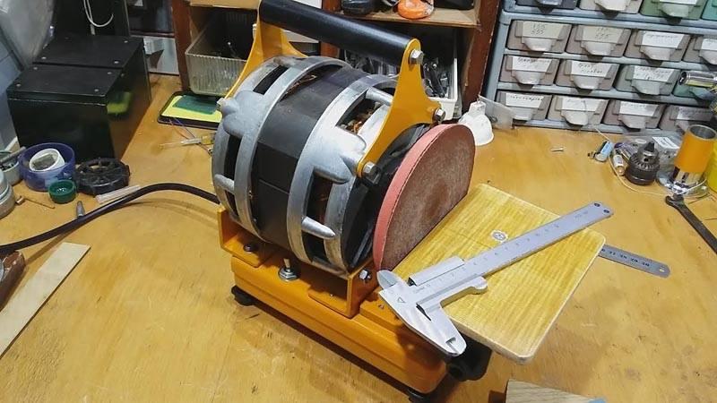 Вариант устройства с диском
