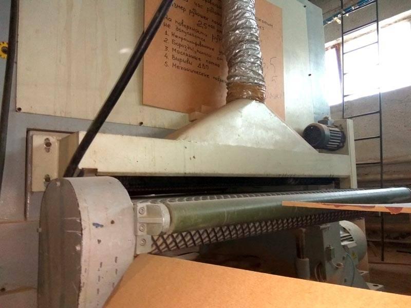 Колибровально-шлифовальное оборудование на производстве