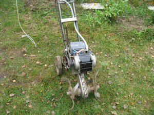 Двигатель электрокультиватора