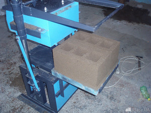 Какие есть виды станков по изготовлению блоков