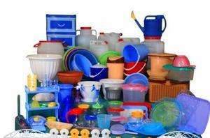 Как производятся изделия из пластика